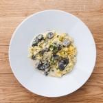 Тальятелле с соусом из лесных грибов из ресторана ОТТО