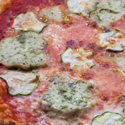 Пицца цыпленок Песто ресторана ОТТО